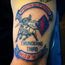 3rd Battalion 1st Marines Tattoo