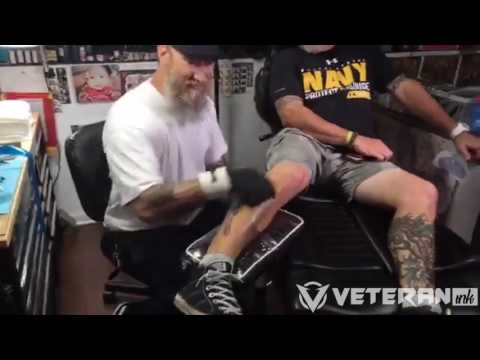 Veteran Glenn Live Behind The Scenes Video