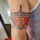 Marine Battalion Tattoo
