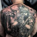Active War Zone Tattoo